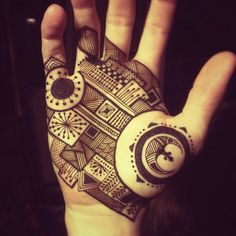 Latest Mehndi Designs for Groom to try this year – Body Art Tribal Henna Designs, Indian Mehndi Designs, Stylish Mehndi Designs, Mehndi Designs For Fingers, Mehndi Design Pictures, Beautiful Henna Designs, Henna Tattoo Designs, Mehandi Designs Modern, Henna Designs For Men