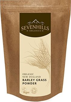 The Product Sevenhills Wholefoods Organic New Zealand Barley Grass Powder 250g  Can Be Found At - http://vitamins-minerals-supplements.co.uk/product/sevenhills-wholefoods-organic-new-zealand-barley-grass-powder-250g/