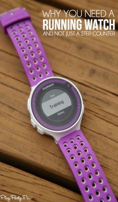 If you want to be a runner, check out these reasons to buy a running watch like a Garmin Forerunner on @Newegg  rather than a step counter like a Fit Bit. #spon