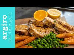 Ρολό κοτόπουλο στην κατσαρόλα με μουστάρδα από την Αργυρώ Μπαρμπαρίγου | Ποιός είπε πως το φαγητό που είναι πιο ελαφρύ και υγιεινό δεν είναι και νόστιμο;