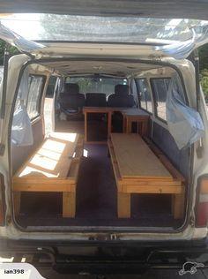 Toyota Hiace Camper/Van | Trade Me