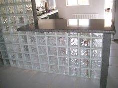 Resultado de imagem para construir balcão tijolos cozinha