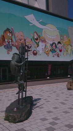 JR sakai line Sakaiminato station