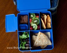 jamie schultz lunch box {love this!}