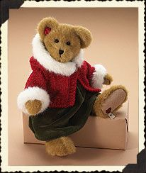 """Alexis (Boyds Bear 13"""", Heart to Heart Collection, retired)"""