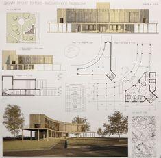 Conceptual Architecture, Architecture Concept Diagram, Architecture Building Design, Contemporary Architecture, Presentation Board Design, Architecture Presentation Board, Science Center Architecture, School Building Design, Interior Design Renderings