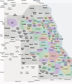 Metra Rail Map Chicago Illinois Chicago via Charleston