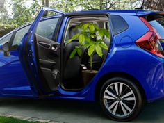 2015 Honda Fit - Seating Modes - Official Site