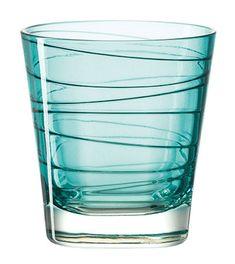 Discover the Leonardo Vario High Tumbler - Laguna at Amara Shot Glass, Glass Vase, Spiral Pattern, Whisky, Design Projects, Tableware, Green, Drinkware, Tumblers