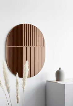 Trends & launches from the Stockholm Furniture Fair Trends & Neuheiten von der Stockholmer Möbel Interior Design Boards, Minimalist Interior, Minimalist House, Minimalist Bedroom, Wall Decor, Wall Art, Geometric Shapes, Stockholm, Decoration