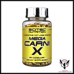 L-карнитин в капсулах от SCITEC Nutrition Высокие дозировки, европейский контроль качества «Carni-X» компании «Scitec Nutrition» обеспечивает 500 мг L-карнитина L-тартрата в одной капсуле. Прием препарата в форме капсул – точный и удобный способ дозирования. Карнитин – «родственник» витаминов группы В, заменимая аминокислота, синтезируемая в печени и почках из лизина и метионина. Поступает извне с животными белками из молочных продуктов и мяса. #спорт #спортмассы #фитнес #gainer