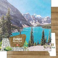 Jasper National Park, National Parks, Alberta Canada, Scrapbook Supplies, Watercolor, Paper, Pen And Wash, Watercolor Painting, Watercolour