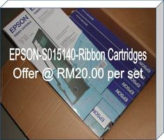 Epson SO15140 20 units RM400.00 + courier 15.00 , 40 units RM800.00 +courier 40.00 , 60 unit RM1200.00 + courier 60.00 Please do not hesitate to contact to us, WORLDWIDE RESELLER WANTED. OR VOLUME BUYER ARE WELCOME TO CONTACT US. WAN YANG DISTRIBUTION (M) SDN.BHD. Tel : 604-6577655 Fax :604-6553655 For product inquiries, Please email … Stock Clearance, Inkjet Printer, Epson, The Unit, Brother