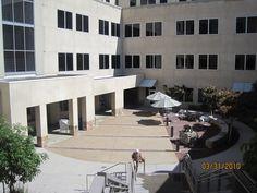 Tukwut courtyard