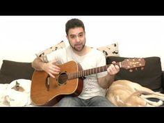 Ultimate Beginner Fingerstyle Lesson (Essentials + Exercises) - Guitar Tutorial - YouTube