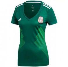 3e76846e42b 2018 world cup méxico women soccer green jersey