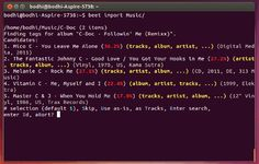 Organize Your Media Library From the Command Line #linux