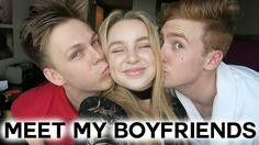 Meet My Boyfriends: Caspar Lee & Josh Pieters