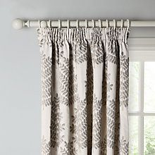 Shop Ready Made Grey Curtains at John Lewis & Partners. Browse Eyelet, Pencil Pleat and more, with free UK mainland delivery when you spend and over. Grey Pencil Pleat Curtains, Pleated Curtains, Grey Curtains, Panel Curtains, Lounge Curtains, Tree Line, Curtain Poles, John Lewis, New Homes