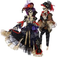 Mr. and Mrs. Vogue will be going to a Halloween poetry evening. Go big or go home is their motto of this power couple who have published many books. They're among the who's who in all the charity fund