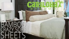 Cariloha: Bamboo Sheet Set Giveaway