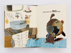 Little Big Boubo by Beatrice Alemagna | Magpie That