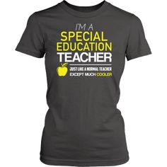 Special Education Teacher - Cooler
