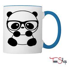 Kubek, który na pewno wpasowałby się w klimat naszego wymarzonego biura, a co wy sądzicie? Nerd Panda Coffee and Tea Mug