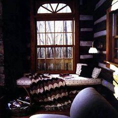 Cozy Cabin Nook