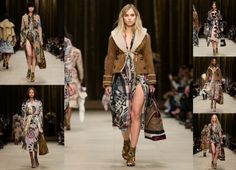 The Oh So Pretty Burberry Bloomsbury Girls