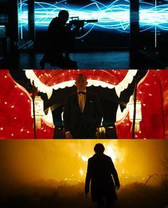 Skyfall (2012, UK/USA)Cinematographer: Roger DeakinsDirector: Sam Mendes