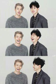 Donghae & Eunhyuk Super Junior D&E