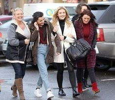 Perrie with Zayn's family!