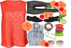 """""""Music Festival With Niall"""" by kyliecraig ❤ liked on Polyvore"""