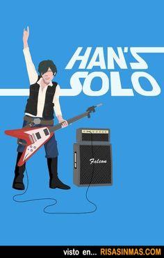 Solo de Han.