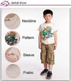Aliexpress.com : Buy Free Shipping Kids Tshirts Boys Summer Cartoon Tops Children Cool Wear K0433 from Reliable Boys Summer Cartoon Tops suppliers on SICIBAY - Kids' Clothing:Selling for Donating