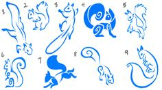 Simple Squirrel Tattoo Sketches by Endless-Masquerade Squirrel Silhouette, Animal Silhouette, Wild Animals Drawing, Animal Drawings, Rose Tattoos, New Tattoos, Tatoos, Squirrel Tattoo, Kid Friendly Art