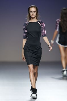 GOLDIE - MBFW MADRID EGO Fashion Show, Madrid, Black, Dresses, Vestidos, Black People, The Dress, Dress, Gowns