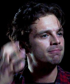 Sebastian Stan + OUAT/Highway found on: http://dezrtroze.tumblr.com/ , source: http://colindonoghue.tumblr.com