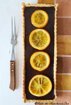 Under the Andalusian Sun: Chocolate and orange - BFF