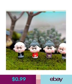 Shop For Cheap Back To Back Lover Miniature Figures Cartoon Anime Character Model Figurine Pretend House Toy Doll Accessories Cake Decoration Toys & Hobbies