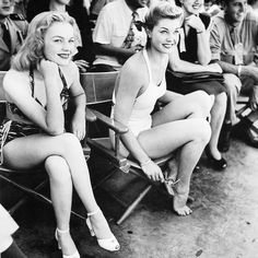 Bathing suits #vintage #pin up