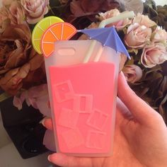PINK lemonade case! #VS