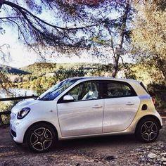 Smart Forfour, Smart Auto, Mercedes Smart, Automobile, Vehicles, Instagram, Style, Cars, Car