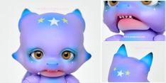 ::. 𝐂𝐮𝐬𝐭𝗼𝗺 𝐟𝐚𝐜𝐞-𝐮𝐩 & 𝐁𝐥𝐮𝐬𝐡𝐢𝐧𝐠 .:: Aileen doll Tiny dragon / Violet skin www.nomyens.com #bjd #abjd #balljointdoll #dollofstargram #instadoll #dollstargram #toy #paint #painting #painted #repaint #handmade #nomyens #nomyensfaceup #aileendoll #aileendolldragon Tiny Dragon, Star G, Ball Jointed Dolls, Bjd, Disney Characters, Fictional Characters, Fantasy, Disney Princess, Toys