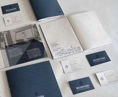 Case Study: Beltrame Luciano Strumenti: Company profile, Biglietti da visita e Taccuino per disegni e appunti