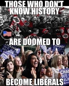 A good reason the government runs Education to forward their agenda of dumbing down the population with revisionist history. This is how it started with Obama's and hopefully doesn't end up with Trump or Hillary, maybe BOTH!
