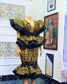 Short African Dresses, African Wedding Dress, Latest African Fashion Dresses, African Print Dresses, African Print Fashion, African Fashion Traditional, African Print Dress Designs, Just In Case, Queen Nefertiti