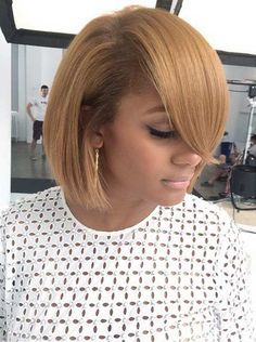 Short Bob Wigs For African American Women The Same As The Hairstyle In The Picture Haar African American Buy this high quality wigs for black women lace front wigs human hair wigs african american wigs Short Bob Wigs, Short Bob Hairstyles, Black Women Hairstyles, Wig Hairstyles, Bob Haircuts, Ethnic Hairstyles, Bangs Hairstyle, Curly Short, Beautiful Hairstyles