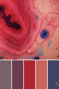 Colours That Go Together, Color Mixing Chart, Colour Pallette, Color Psychology, Color Balance, Colour Board, Pantone Color, Art Techniques, Color Themes